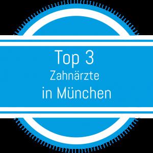 Top 3 Zahnärzte in München